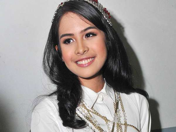 Maudy Ayunda, The Cutest Girl in Indonesia