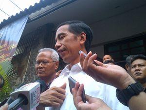 Sabtu Sore, Jokowi Sambangi Sejumlah Gereja
