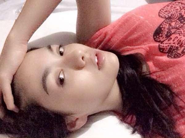 Wajah Bangun Tidur Vicky Shu
