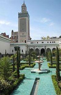Grande Mosquee De Paris, Masjid Terbesar di Paris yang Jadi Saksi PD II