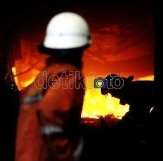 Kebakaran di Kukar, Lebih 250 Jiwa Kehilangan Tempat Tinggal