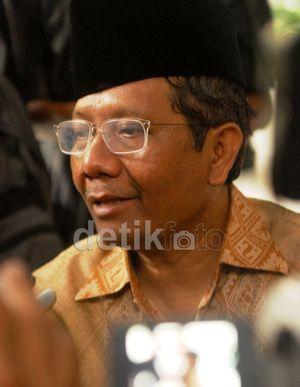 Mahfud Md: Di Korut Pemilu Jahat, di Indonesia Dasarnya Demokrasi