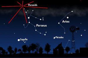 Hujan Meteor Perseid Masih Ada di Langit Hingga 13 Agustus
