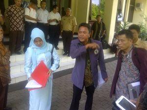 PTUN Tolak Gugatan Hasil Lelang Jabatan Kepsek, Mantan Guru Teriak Histeris