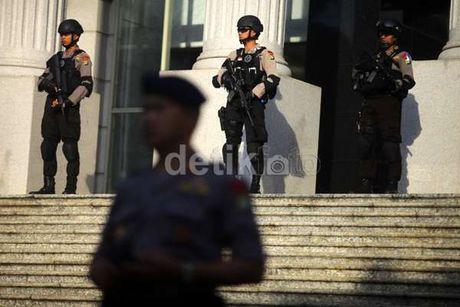 Pengamanan Polisi