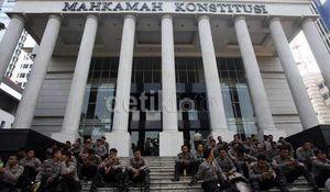 Polisi Imbau Massa Pendemo Tetap Tenang Jelang Putusan PHPU di MK