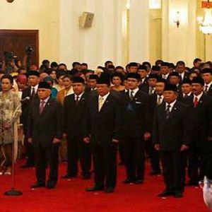 Menteri Terpilih Jadi Anggota DPR Harus Mundur, Ini Aturannya