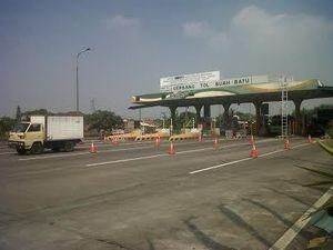 5 Tol di Bandung Normal Pagi ini, Belum Ada Pergerakan Massa ke Jakarta