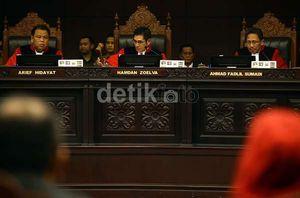 KPU: Tak Ada Upaya Hukum Lain untuk Batalkan Pelantikan Jokowi-JK