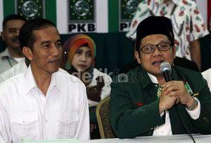 Awal September, Cak Imin akan Bertemu Jokowi Bahas Soal Menteri