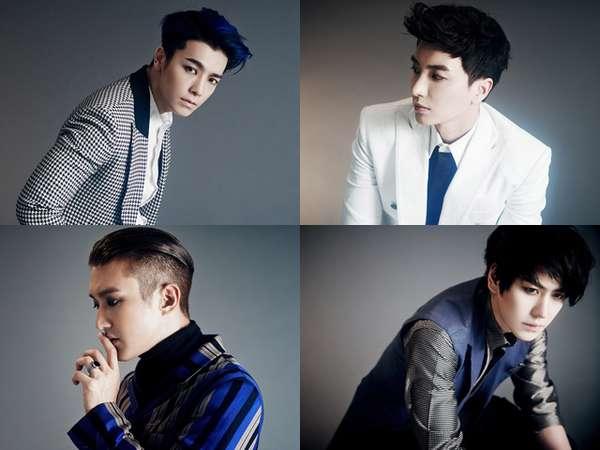 Super Junior Tampil Klasik di Foto Teaser Comeback Terbaru