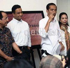 Soal Pansus Pilpres, Jokowi Tak Merasa Dijegal