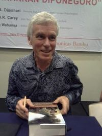 Peter BR Carey, 40 Tahun Jatuh Cinta pada Diponegoro