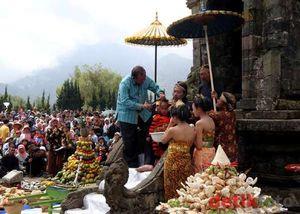 Tahun ini Pengunjung Dieng Culture Festival Naik 100 Persen, Total 26 Ribu