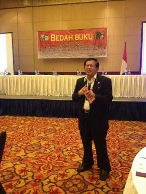 Siap Jadi Ketua DPD, AM Fatwa Yakin Bisa Perbaiki Hubungan dengan DPR