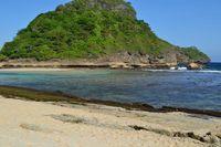 Pantai Goa Cina Malang, Pantai Perawan Sejuta Pesona