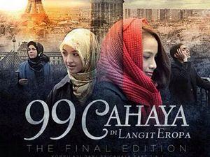 99 Cahaya di Langit Eropa Repackage Tayang di Bioskop 30 Oktober