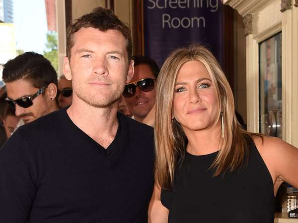 Jennifer Aniston dan Sam Worthington Serba Hitam di TIFF