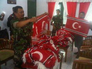 TNI: Kasus Temuan Bendera GAM di Pekalongan Diserahkan ke Polri