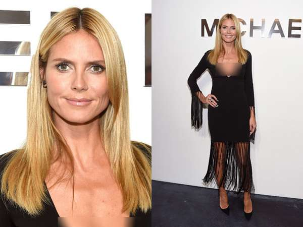 Heidi Klum Makin Hot di Usia 41
