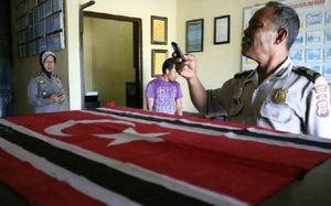 Polisi Amankan Bendera GAM Dari Rumah Petani Aceh Barat