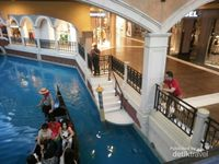 Macau, Gemerlap Las Vegas Versi Asia
