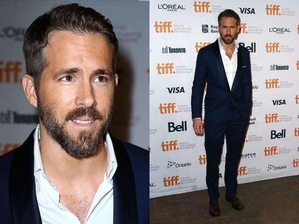 Ryan Reynolds Berewokan, Makin Ganteng atau Tidak?
