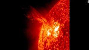 Tenang! Tak Ada Tanda-tanda Badai Matahari Jatuh di Wilayah Indonesia