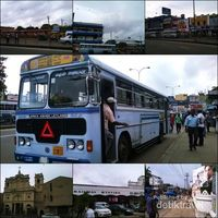 Hatiku Tertawan di Sri Lanka