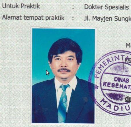IDI Siap Bantu Dokter Bambang yang Dipenjarakan dengan Pasal Kedaluwarsa