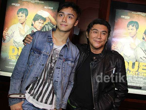 Like Father Like Son, Willy Dozan dan Leon