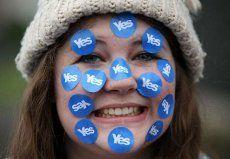 Skotlandia Tolak Merdeka, Warga Pro-Kemerdekaan Kecewa dan Menangis