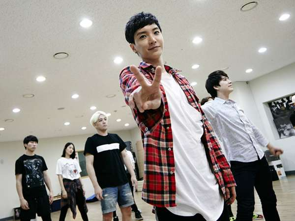 Foto-foto Persiapan Super Junior Jelang Konser Super Show 6