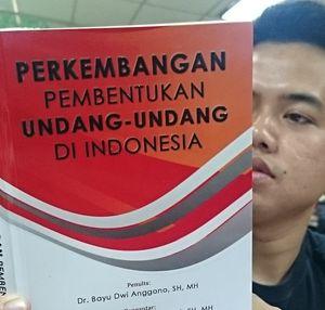 Dr Bayu Beberkan Mengapa 14 UU Ini Tidak Layak Jadi UU (2-habis)