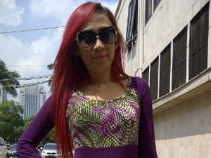 Gara-Gara Shading Alis, Dewi Sanca Dapat Pacar