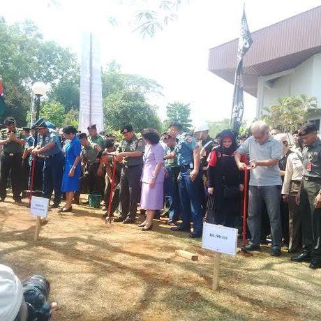Buat 10 Juta Lubang Biopori, Panglima TNI: Sejalan dengan Reboisasi SBY