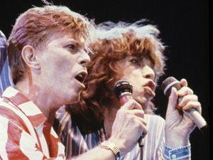 David Bowie Undang Mick Jagger Pesta Seks Bareng Istrinya