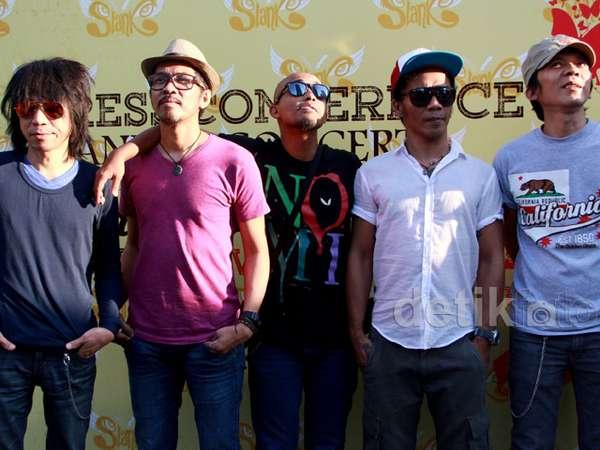 Slank Siap Gelar Konser Revolusi Bunga: Generasi Wangi