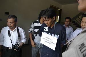 Reka Ulang Pembunuhan Sadis Mahasiswi Undip, Pelaku Emosi dan Ancam Warga