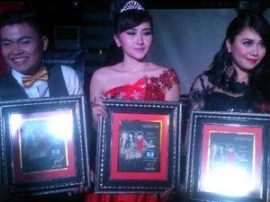 Goyangan Khas Tiga Pemenang Wali Cari Idola