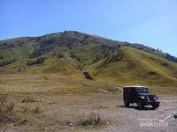 Ini Dia Bukit Teletubbies di Gunung Bromo