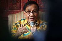 Akbar Tandjung: Bisa Saja Presiden Dipilih MPR
