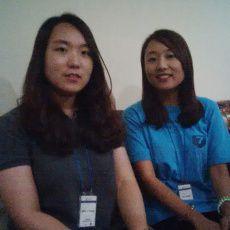Siswa SD Rawamangun ke Ms Baek dan Ms Lee: Di Mana Bisa Beli Mainan Itu?