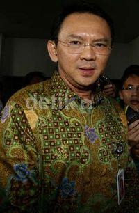 Ahok: Pak Hashim Nggak Ngomong Menghambat Jokowi!