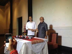 Ical Pastikan KMP Tak Akan Jegal Pemerintahan Jokowi-JK Melalui DPR
