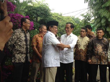 Ini Pernyataan Lengkap Jokowi tentang Pertemuan dengan Prabowo