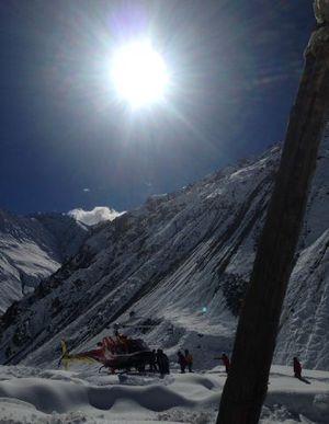 Satu Lagi Pendaki Pria WNI di Himalaya Selamat, Seorang Pendaki Perempuan Hilang