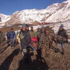 Berada dalam Jalur Aman, Ini Rute yang Ditempuh 3 WNI Hilang di Himalaya