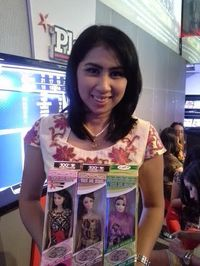 Lusi Efriani Kiroyan, Berdayakan Napi Wanita Buat Barbie Berbaju Batik