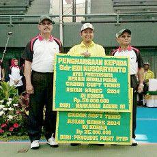 PNS MA yang Raih Medali Perak di Asian Games Dapat Bonus Rp 50 Juta